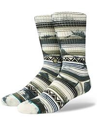 Stance Calcetines Mexi Classic Medium Cushion Beige/Verde/Multi