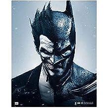 Grupo Erik Editores MPGE0139 - Mini Póster DC Comic Batman Vs Jocker - Arkham Origins, 40 x 50 cm