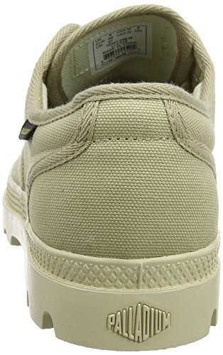 Palladium Pampa Oxford Originale, Baskets Mixte Adulte Beige (Sahara/Écru F90)
