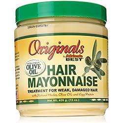 Africa's Best Organincs Mayo 425g (Haar- und Kopfhautbehandlungen)