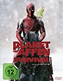 Planet der Affen: Survival - Deadpool Photobomb Edition [Blu-ray]