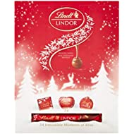 Lindt Lindor Milk Chocolate Advent Calendar, 315 g