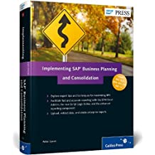 Implementing SAP Business Planning and Consolidation by Peter Jones (2012-10-28)