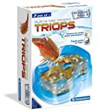 Clementoni 62254.2 - Triops Gioco Scientifico ed Educativo