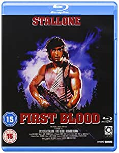 First Blood [Blu-ray] [UK Import]