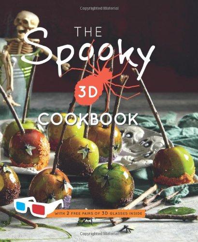 The Spooky 3D Cookbook (Cookery) (Halloween-drinks Spooky Für Kinder)