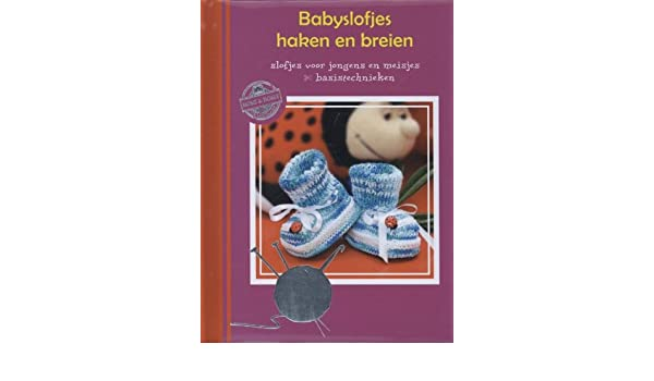 Babyslofjes Breien En Haken Amazoncouk Nvt 9789461880956 Books