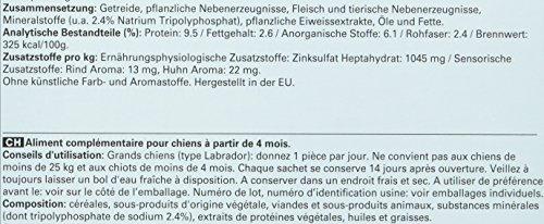 Pedigree DentaStix Hundesnack für große Hunde (25kg+), Zahnpflege-Snack mit Huhn und Rind, 1 Packung je 56 Stück (1 x 2.16 kg) - 3