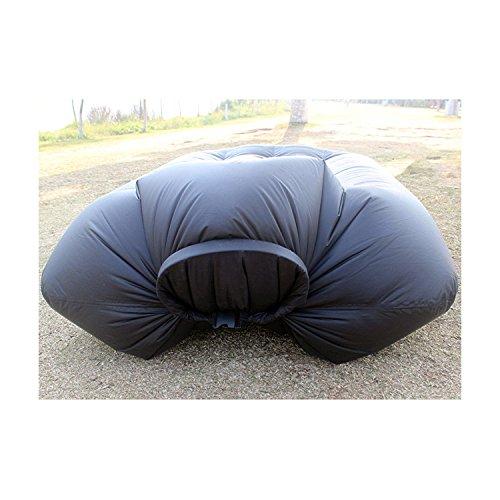 Zhudj Das Faltbare Sofa Bett _ Doppelbett Sofa Lazy Air Aufblasbar  Schlafsack Ultra Light Schnell Aufblasende