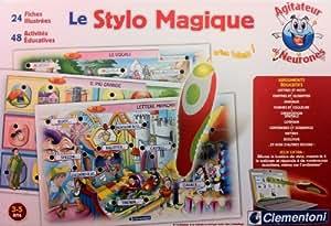 Clementoni - 62429.4 - Jeu Educatif - Le Stylo Magique + Webcam