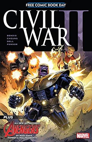 FCBD 2016: Civil War II #1 (Civil War II (2016)) (English Edition) por Brian Bendis