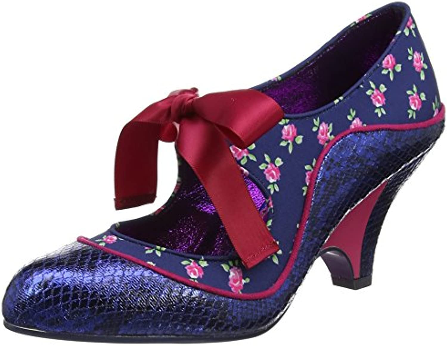 c457a76a9daaa4 Poetic Licence Licence Licence by Irregular Choice Schools Out, Escarpins  Bout fermé FemmeB01NAYRPRAParent | Shopping Online a30f98