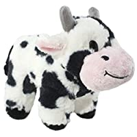 Lamband Super Soft Cuddly Clyde the Cow Soft Toy - Farm Animals