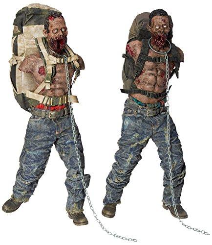 ThreeZero The Walking Dead: Michonne's Pet Walkers 1:6 Scale Figure Twin Pack