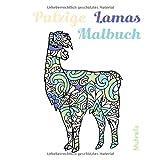 Putzige Lamas Malbuch: Mit wunderschönen Mustern