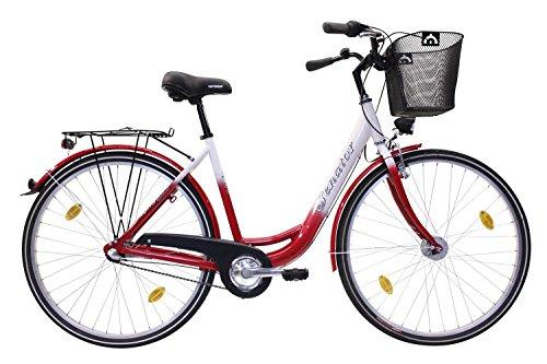 Citybike 28' Zoll Alu 3-Gang Nabenschaltung STVZO Nabendynamo Rücktritt RH 50 cm