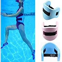 UxradG - Cinturón flotante de espuma para natación para adultos y niños, azul