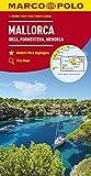 MARCO POLO Karte Mallorca, Ibiza, Formentera, Menorca 1:150 000 (MARCO POLO Karten 1:200.000) - Collectif