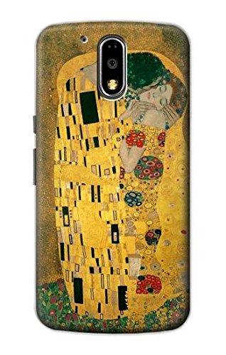 Gustav Klimt The Kiss Case Cover Custodia per Motorola Moto G4, G4 Plus