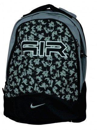Nike Air Campus Backpack, mochila con compartimento Principal & Compartimento frontal con cremallera & diversos compartimentos pequeños. Para Cómodo orden, acolchada ajustable correa y accesorio de espalda para Cómodo para llevar, resistente, material resistente, medidas 40x 30x 14cm