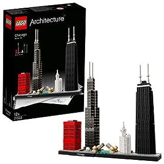 LEGO Architecture 21033 - Set Costruzioni Chicago (B01J41MOJ0) | Amazon price tracker / tracking, Amazon price history charts, Amazon price watches, Amazon price drop alerts