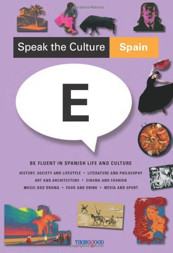 Speak the Culture: Spain by Andrew Whittaker (2008-06-30)