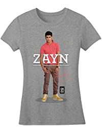 One Direction - Girl-Shirt Zayn Standing Pose (in XL)