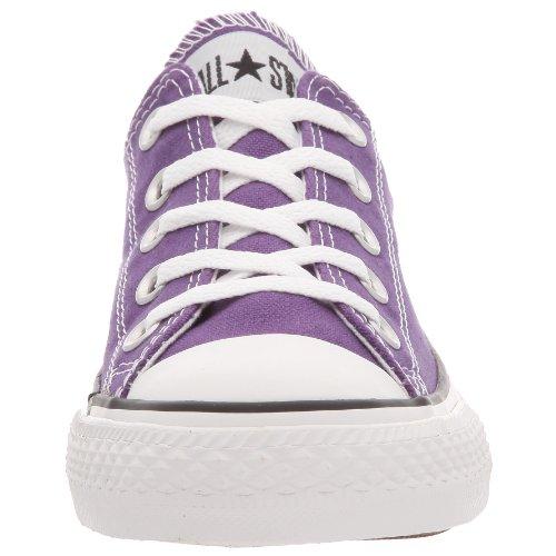 Converse Chuck Taylor All Star, Sneakers Unisex - Adulto Viola (dark violet)