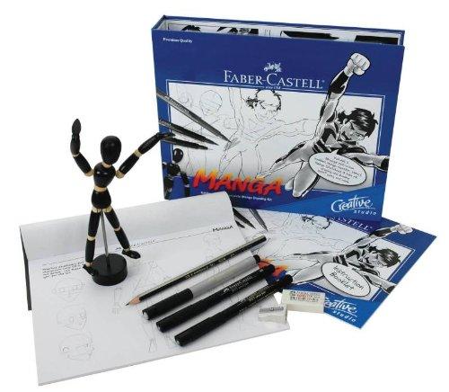 lete Manga Drawing Kit 800095 ()