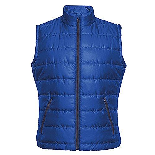 CHALECO MONTANA - Manteau sans manche - Homme Bleu électrique