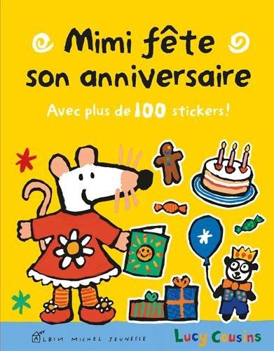 Mimi fête son anniversaire par Lucy Cousins