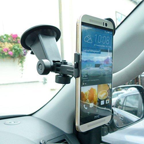BuyBits-Supporto da auto per parabrezza, & Kit di montaggio Dash per HTC ONE M9