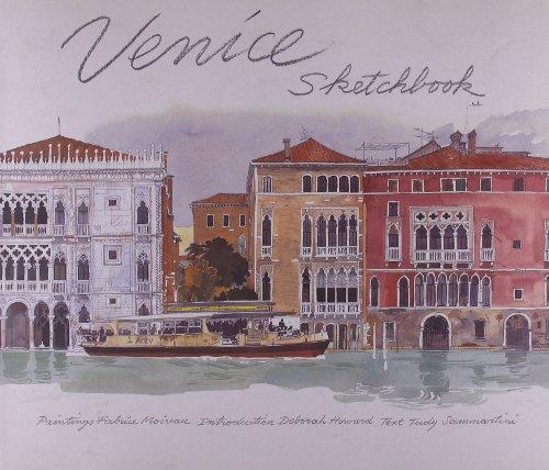 Venice Sketchbook (Sketchbooks) por Fabrice Moireau