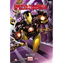 Iron Man Volume 1: Believe (Marvel Now) by Kieron Gillen (2014-03-04)