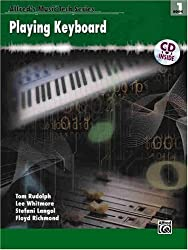 Alfred's MusicTech, Bk 1: Playing Keyboard, Book & Audio CD (Alfred's MusicTech Series) by Thomas E. Rudolph (2007-07-01)