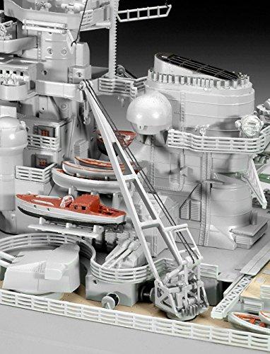 Revell 05040 – Battleship Bismarck - 7