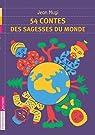 54 contes des sagesses du monde par Muzi