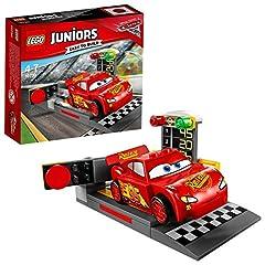 Idea Regalo - LEGO- Juniors RAVENSBURGER Pezzi XXL Olaf Puzzle Giocattolo, Multicolore, 10730