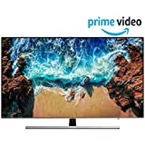 Samsung 163 cm (65 Inches) Series 8 4K UHD LED Smart TV UA65NU8000K (Black) (2018 model)