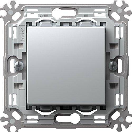 TEM interruptor de cruce 16AX 250V~2M de la plata SM60