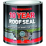 Thompson's 10 Year Roof Seal Grey 4L by Thompsons