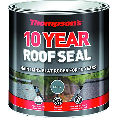 Thompson 's 30147 Roof Seal, Grau, 4L