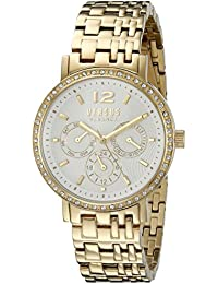 Versus by Versace Analog White Dial Women's Watch - SOR12 0015
