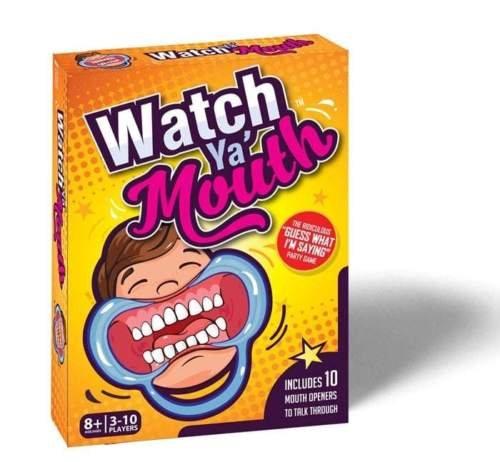 """Spiel """"Watch Ya Mouth"""" (englische Version)"""