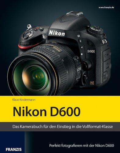 Kamerabuch Nikon D600 (D600-video)