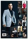 Robbie Williams 2020 - A3 Format Posterkalender: Original Danilo-Kalender [Mehrsprachig] [Kalender] (A3-Posterkalender)