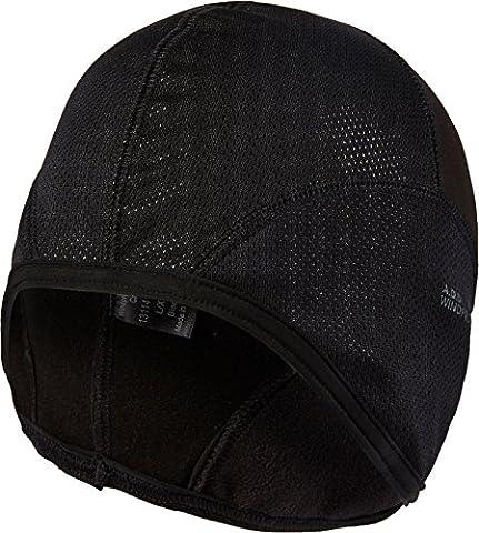 SEALSKINZ Gants coupe-vent crâne PAC noir Noir L/XL (58cm-61cm)