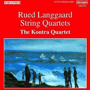 Langgaard - String Quartets