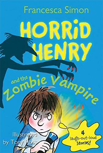 Horrid Henry and the Zombie Vampire por Francesca Simon