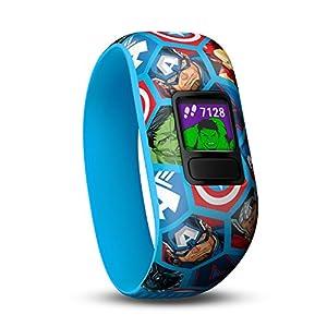 51xayjQuosL. SS300  - Garmin vivofit Jr. 2 - Activity Tracker for Kids - Adjustable Band